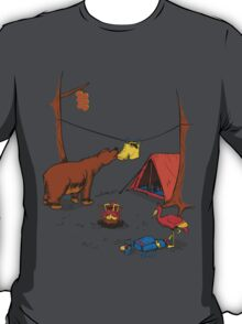 Bear and Bird T-Shirt