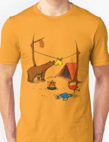 Bear and Bird T-Shirt