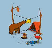 Bear and Bird Unisex T-Shirt
