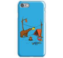 Bear and Bird iPhone Case/Skin