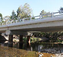 Our New Bridge by aussiebushstick