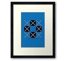 Design 223 Framed Print