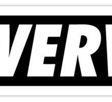 Swerve Sticker