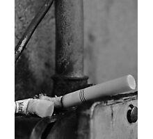 Smokes  Photographic Print