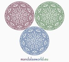 Celtic Knot n3 Collection by Mandala's World