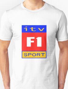 ITV F1 Sport T-Shirt