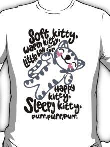 Soft Kitty Hearts T-Shirt