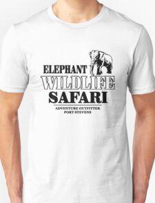 Elephant Wildlife Safari T-Shirt