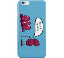 Oh Grape, Another Story iPhone Case/Skin