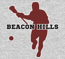 Beacon Hills High - Lacrosse Kids Clothes