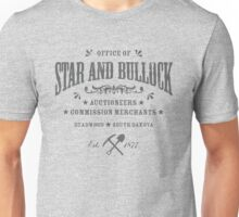 Office of Star and Bullock, Deadwood Unisex T-Shirt
