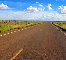 Route 66, Arizona by annakirst