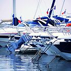 Marina - Golfe Juan  by GUNN-PHOTOS