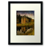 """The Old House"" Framed Print"
