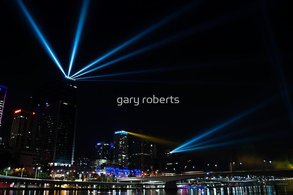 city of lights | brisbane festival | september 2012 by gary roberts