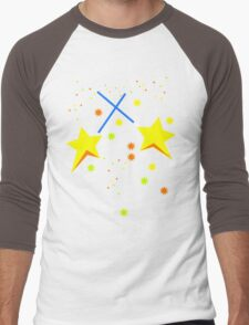 Literal Star Wars Men's Baseball ¾ T-Shirt
