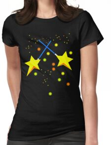 Literal Star Wars Womens Fitted T-Shirt