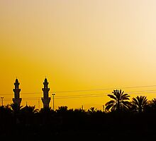 Morning Mosque by BillyFish