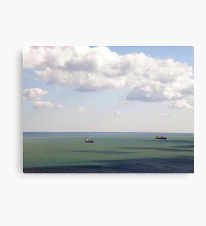 Painterly #9 Canvas Print