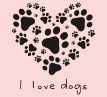 I love dogs (I) by neizan