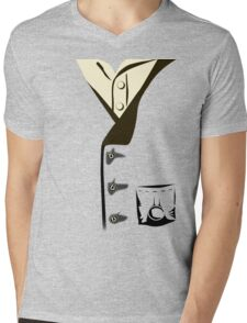 Where is Precious? Mens V-Neck T-Shirt