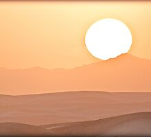 Desert Dawn by BillyFish