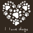 I love dogs (II) by neizan