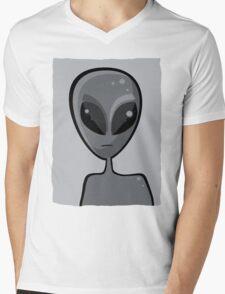 Mr Gray Mens V-Neck T-Shirt