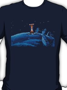 Guybrush went bone hunting T-Shirt