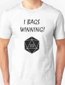 I Bags Winning! - DnD T-Shirt