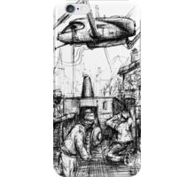 Scratch One for the Humans iPhone Case/Skin