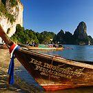 Ton Sai Beach, Thailand by timstathers