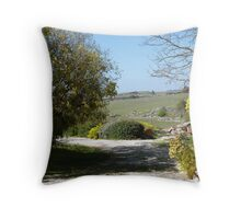Spring has sprung in the Garden! Adelaide hills, Sth.Australia. Throw Pillow