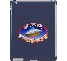 UFO Believer iPad Case/Skin