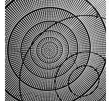 Shopping circles Photographic Print
