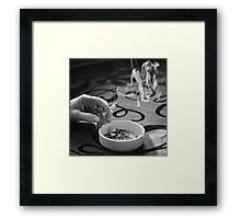 Lifecycle Framed Print