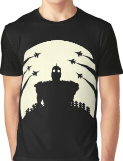 The Giant and the moon. Graphic T-Shirt