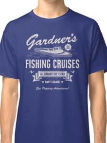 Gardner's Fishing Cruises Classic T-Shirt