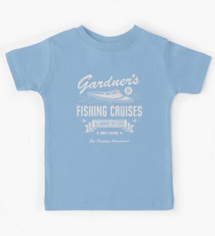 Gardner's Fishing Cruises Kids Clothes