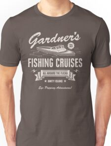 Gardner's Fishing Cruises Unisex T-Shirt
