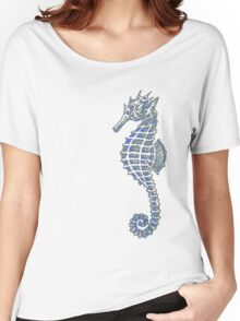 Cute Seahorse Women's Relaxed Fit T-Shirt