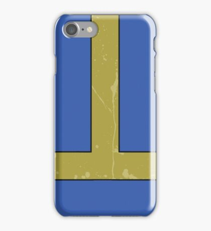 Vault-Tec Plain iPhone Case/Skin