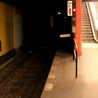 Underground Berlin by aRj Photo