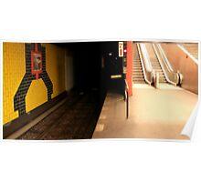 Underground Berlin Poster
