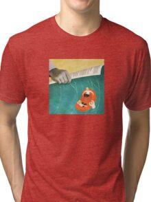SOS - Just Another Newsday Tri-blend T-Shirt