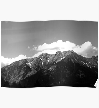 The Alps Poster