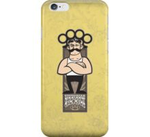 Victorian Fight Club iPhone Case/Skin