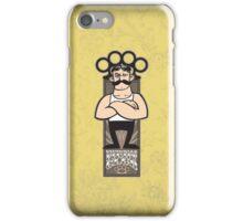Victorian Fight Club iPhone Case/Skin