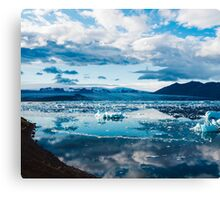 Cold Winds Canvas Print