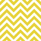 zigzag chevron pattern in golden color by nadil